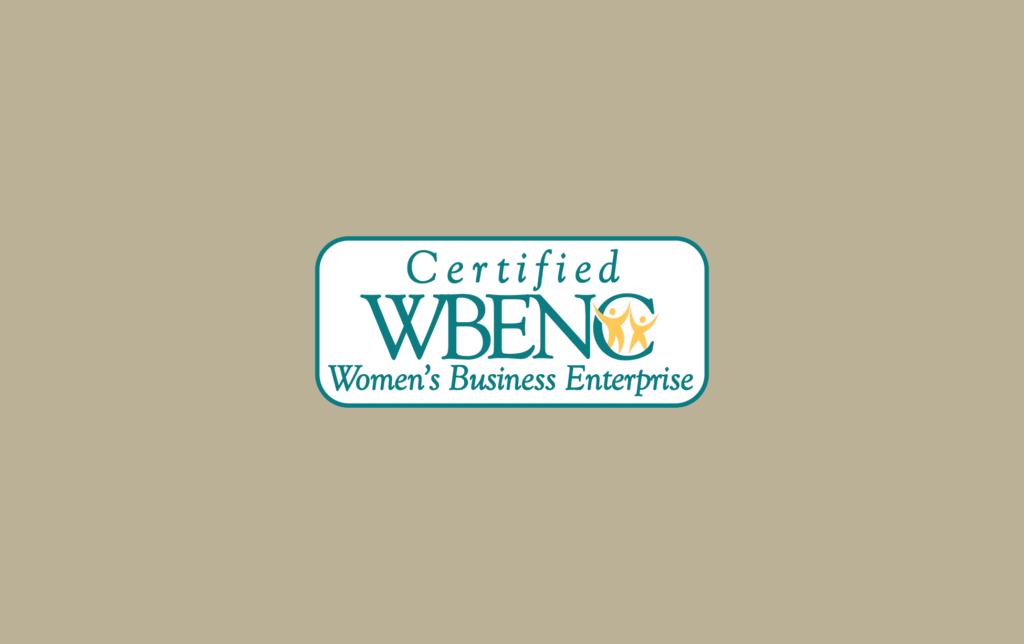Optimum is now WBENC certified!