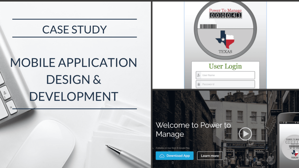 Case Study: Mobile Application Development for Energy Sector