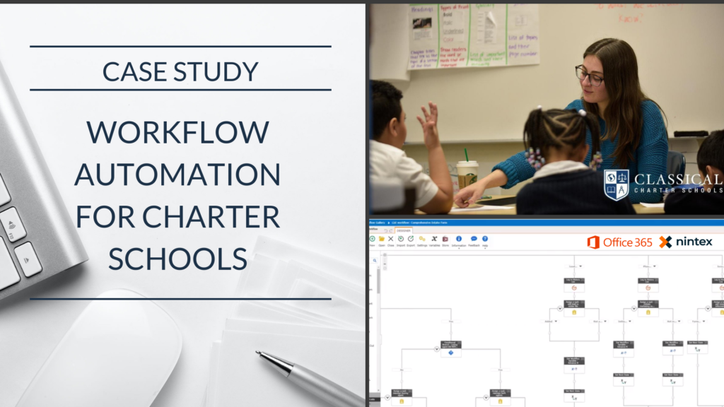 Case Study: Charter School automates the Summer School selection process