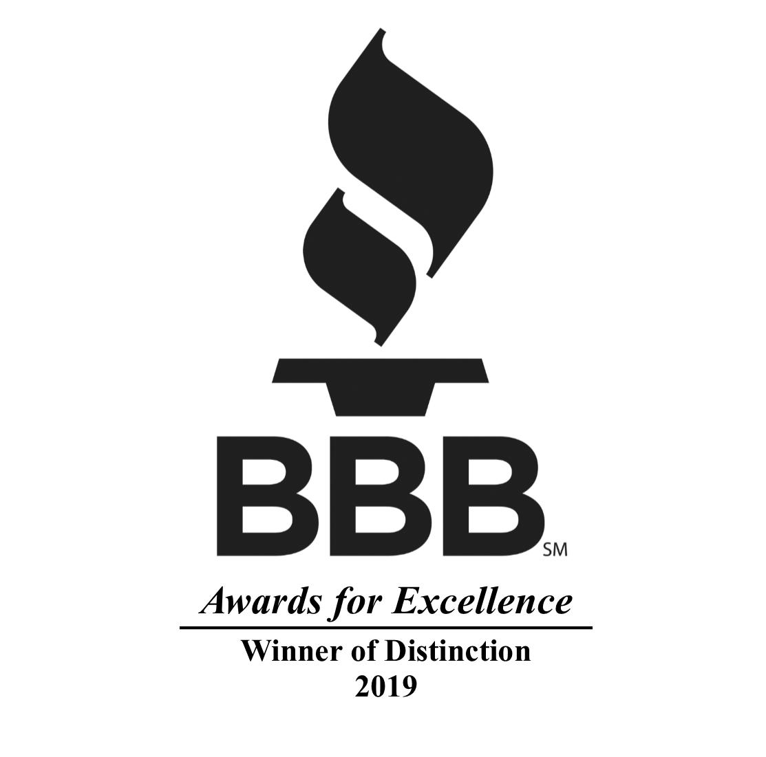 Optimum BBB Winner of 2019