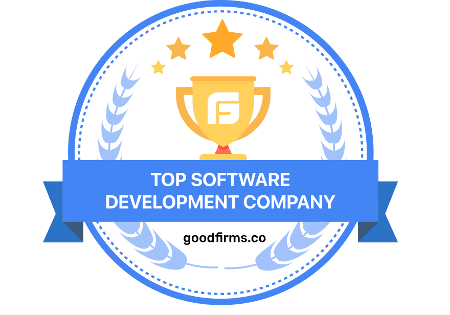 Top Software Company by Goodfirms
