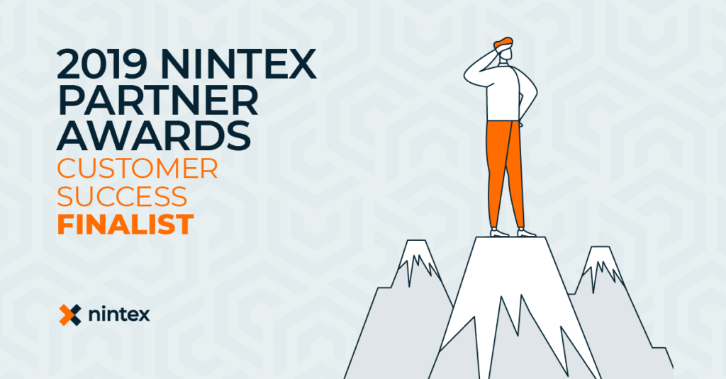 Optimum Named a Finalist for 2019 Nintex Partner Award