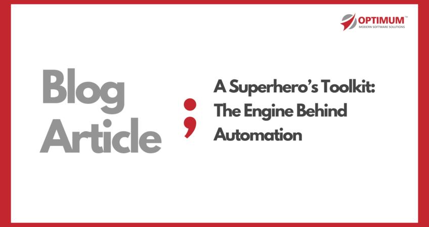 Optimum Blog Process Automation Toolkit