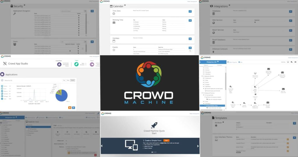 Optimum and Crowd Machine Team Up to Offer Accelerated Application Development