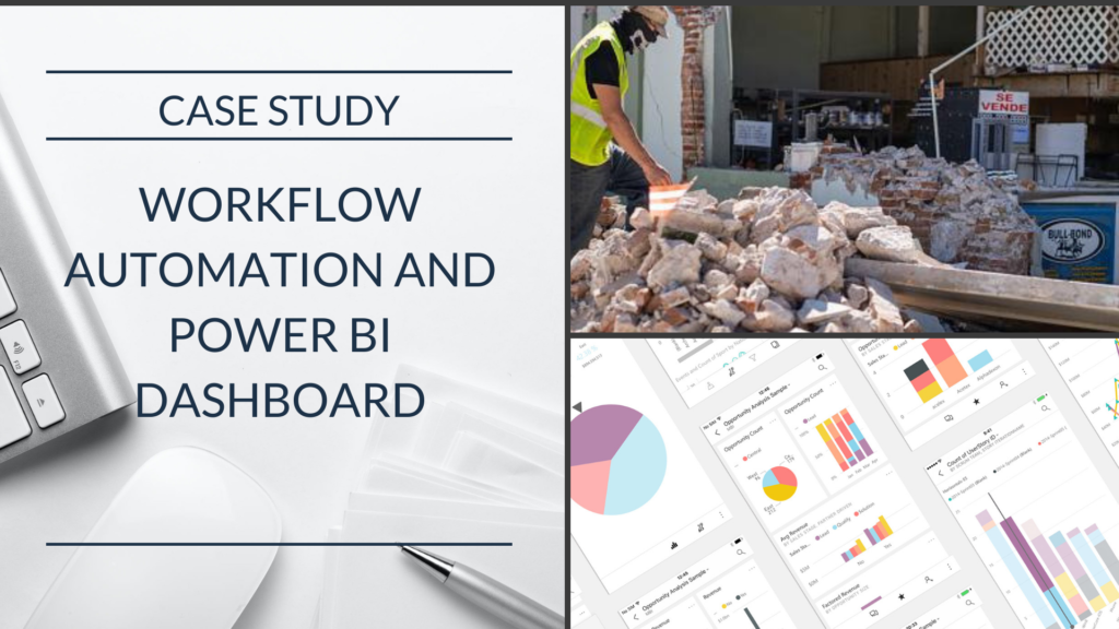 Case Study: Emergency Response Company Increases Productivity and Enhances Reporting Using SharePoint Online and Power BI