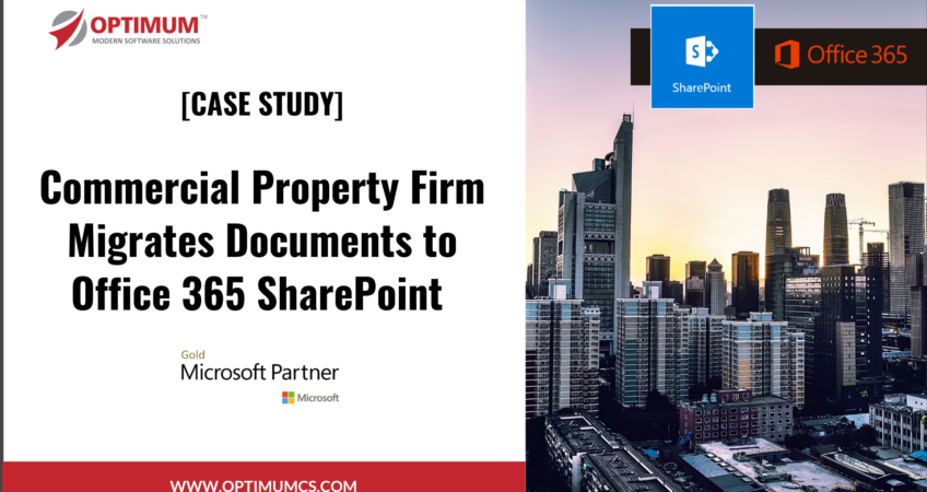 Commercial Property Sharepoint Migration